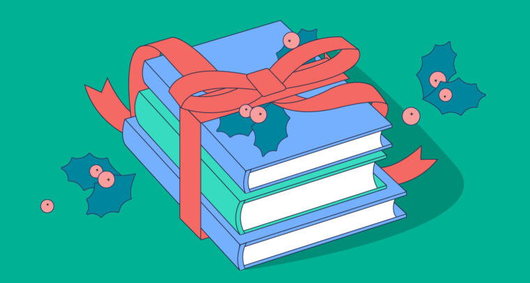 The Grammarly Holiday Gift Guide to Books