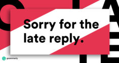 Sorry for the Late Reply: How to Apologize for a Delayed Response
