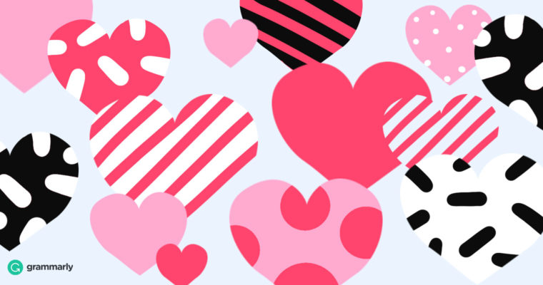 How To Write The Perfect Love Letter For Valentine S Day Grammarly