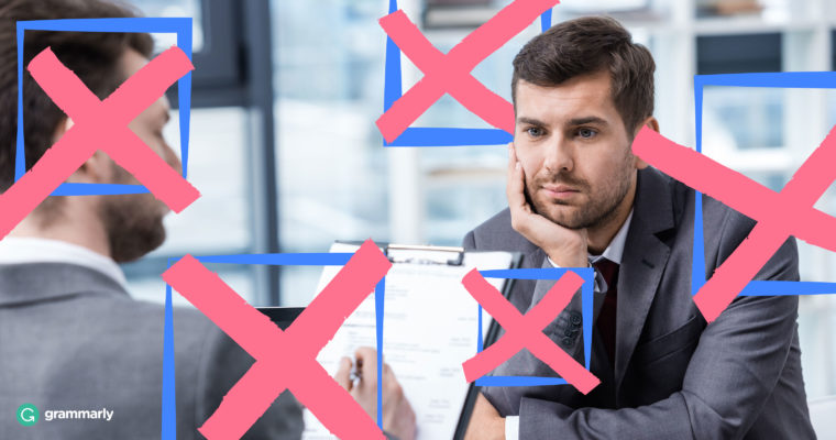 What to Do When You Make One of These 5 Common Interview Mistakes