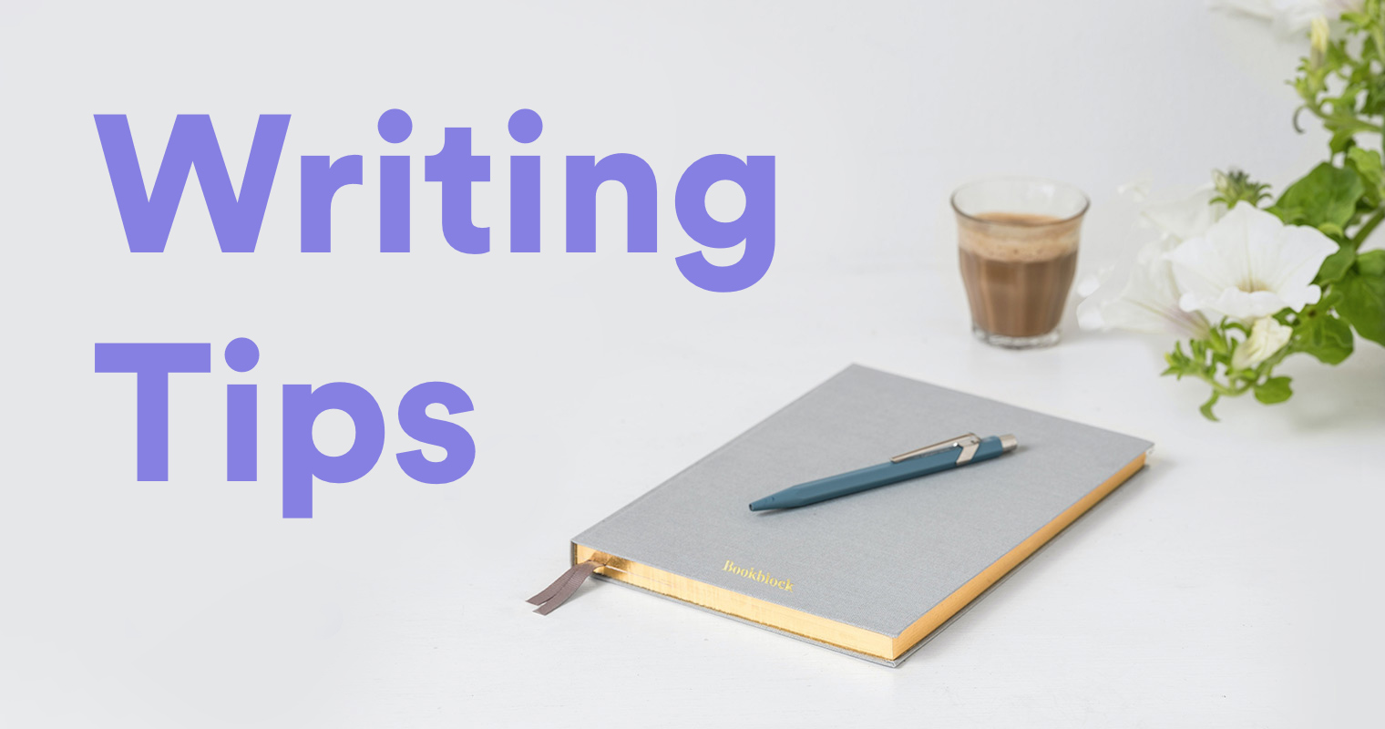 30 Writing Tips to Make Writing Easier