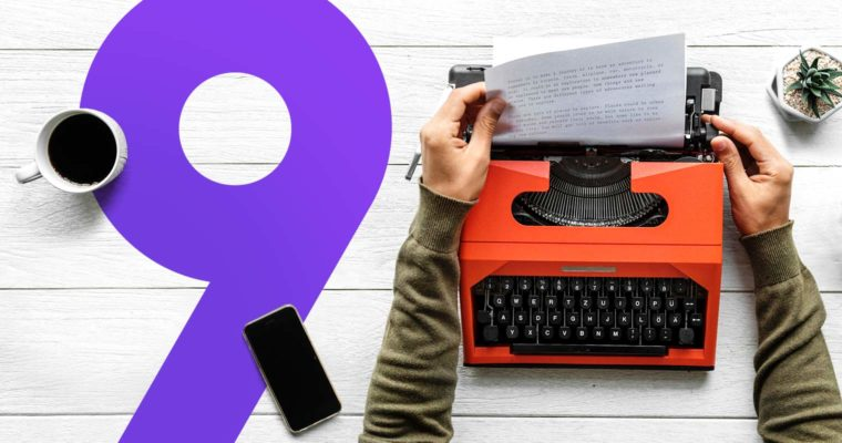 9 Must-see Tips for Long-form Writers