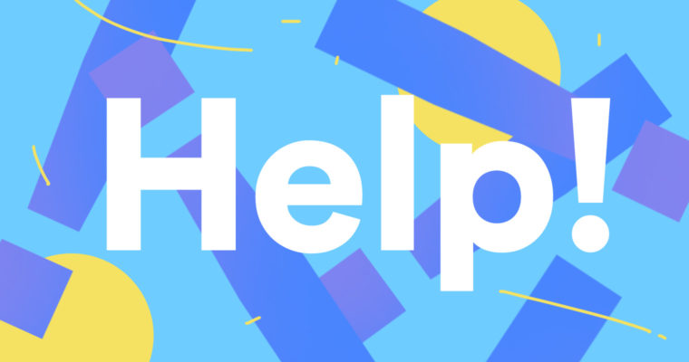How to Ask For Help at Work When You Need it Most