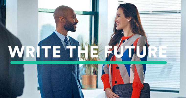 Bloggr Writes the Future with New Digital Ad Campaign