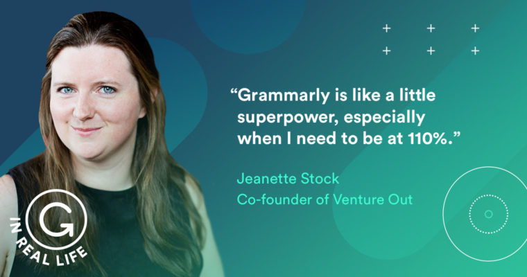 Grammarly IRL: How Jeanette Stock Empowers the LGBTQIA+ Tech Community