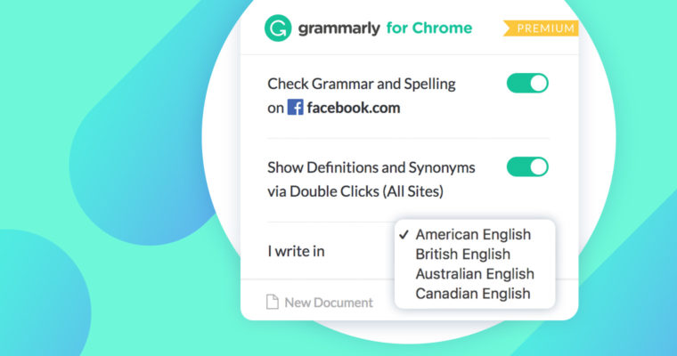 How to Select Your English Dialect | Grammarly Spotlight