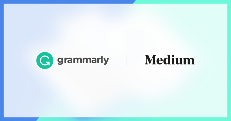 Grammarly + Medium = Happy Writers