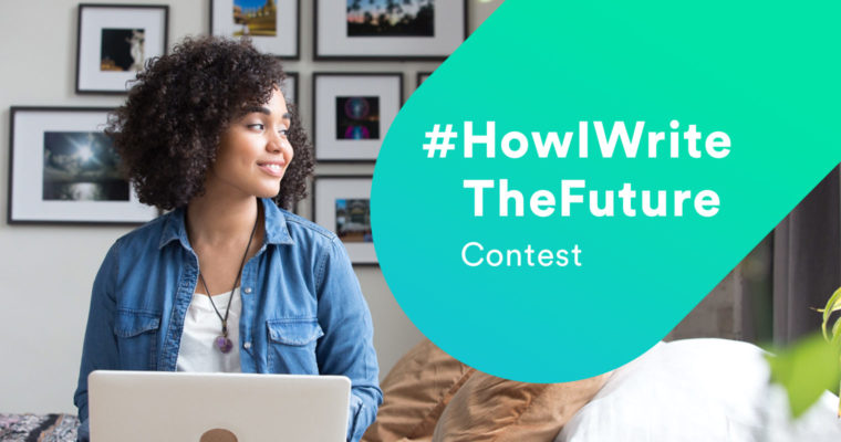 Enter #HowIWriteTheFuture Contest to Win a Full Year of Bloggr Premium