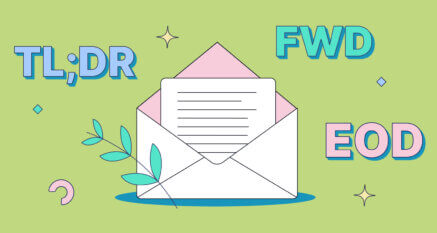 13 Email Acronyms You Should Know, With Definitions and Examples