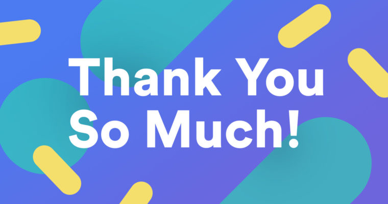 "Other Ways to Say ""Thank You So Much"" and ""Thank You Very"