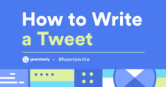 How To Write a Tweet