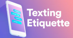 Texting Etiquette: A Brief Guide to Polite Messaging