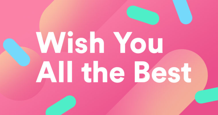 "When and How to Use ""Wish You All the Best"""