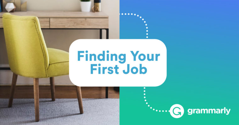 How to Get Your First Job: 3 Things to Learn From My Search