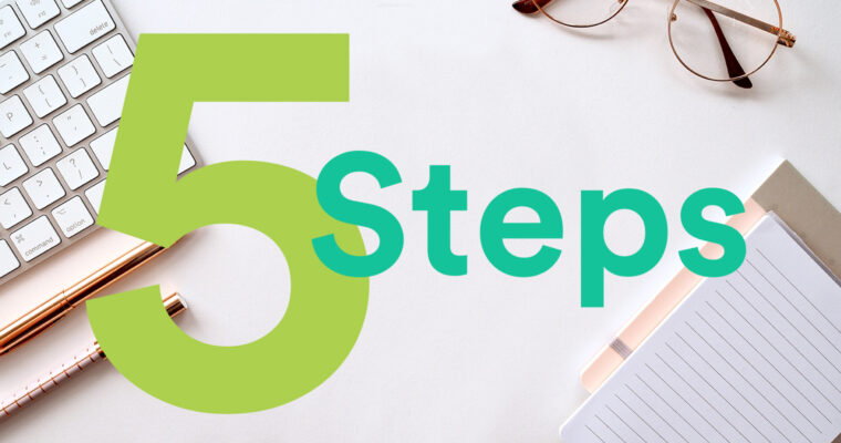 The Writing Process: 5 Steps Every Writer Should Know
