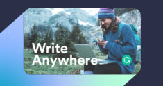 Grammarly Challenges You to Write Anywhere