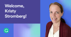 Welcome Kristy Stromberg, VP of Marketing at Grammarly