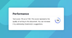 How Grammarly's Performance Reports Make You a Stronger Writer | Grammarly Spotlight