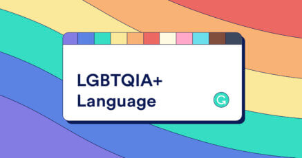 How Grammarly Supports Inclusive Language for the LGBTQIA+ Community | Grammarly Spotlight