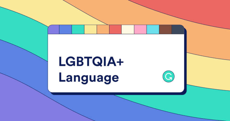 How Grammarly Supports Inclusive Language for the LGBTQIA+ Community   Grammarly Spotlight
