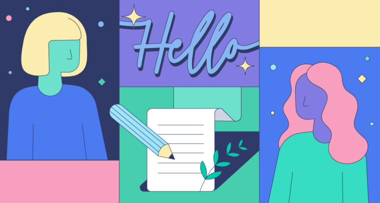 How To Write A Memorable Letter To A Friend Grammarly Blog