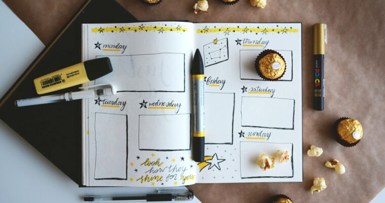 20 Fun Writing Prompts to Help Maintain a Daily Habit
