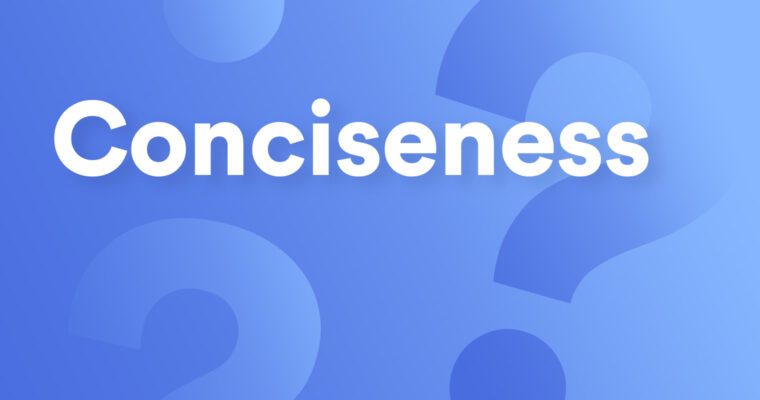 What Is Conciseness?