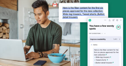 Grammarly's New Formatting Suggestions Make Your Text More Readable