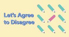 How to Respectfully Disagree in Writing