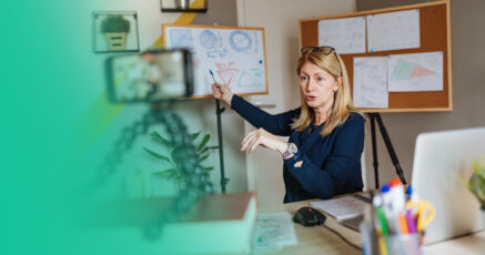 How to Stay Connected with Teachers During Distance Learning