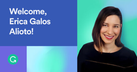 Welcome Erica Galos Alioto, Global Head of People at Grammarly
