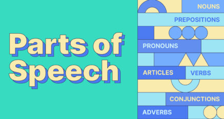 The 8 Parts of Speech: Examples and Rules