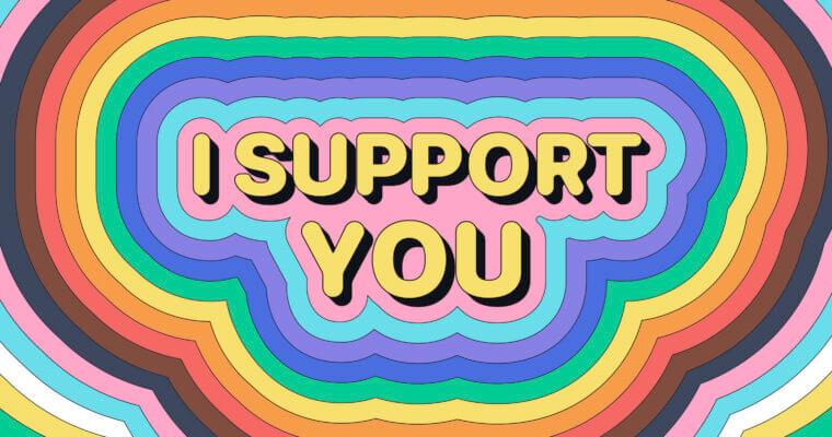 Express Your LGBTQIA+ Allyship with Empathetic Language