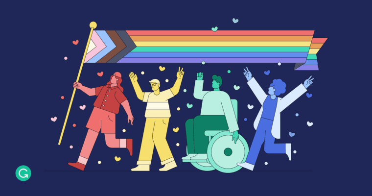 How Grammarly Builds a Supportive Workplace for LGBTQIA+ Team Members