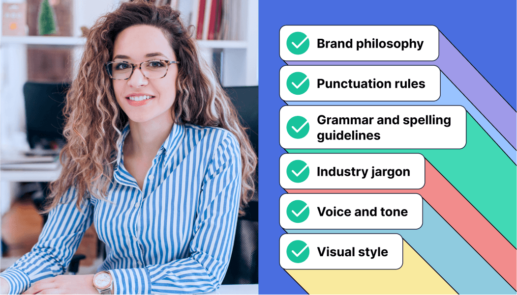 6 Essential Style Guide Components
