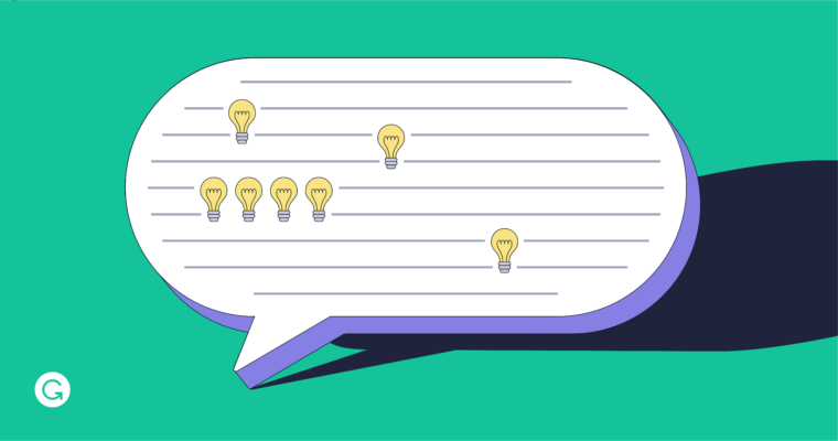 How Grammarly Uses Natural Language Processing and Machine Learning to Identify the Main Points in a Message