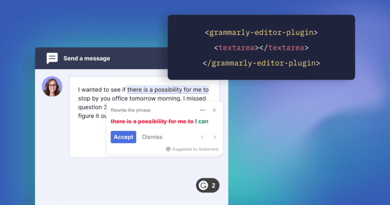 Announcing Grammarly for Developers: A Big Step Forward in the Future of Communication